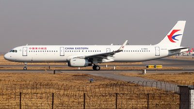 B-9903 - Airbus A321-231 - China Eastern Airlines