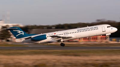 A picture of 4OAOM - Fokker 100 - [11321] - © FraviationGirl
