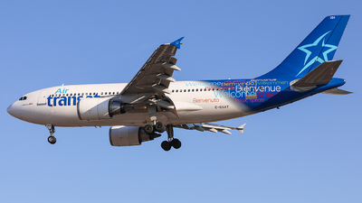 A picture of CGSAT - Airbus A310308 - [600] - © CurtisShao233