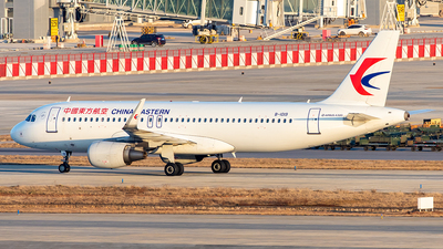 A picture of B1019 - Airbus A320214 - China Eastern Airlines - © Yan Shuai