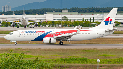 A picture of 9MMLO - Boeing 7378H6 - Malaysia Airlines - © syafiqkuzairy