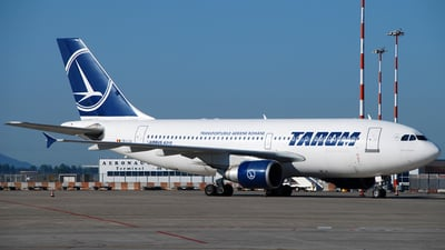 YR-LCA - Airbus A310-325 - Tarom - Romanian Air Transport