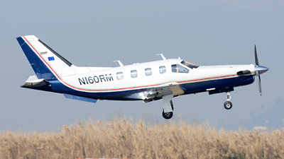 N160RM - Socata TBM-700 - Private