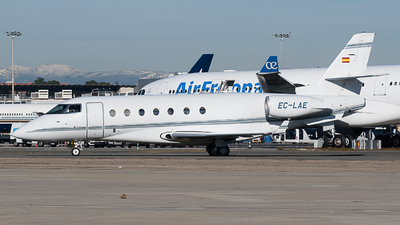 EC-LAE - Gulfstream G200 - Executive Airlines