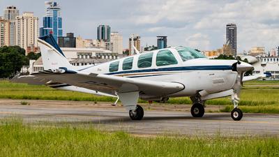 PP-CVJ - Beechcraft A36 Bonanza - Private