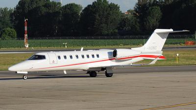 F-HINC - Bombardier Learjet 75 - Private
