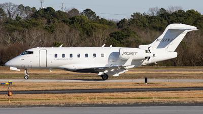 N537XJ - Bombardier BD-100-1A10 Challenger 300 - XOJet