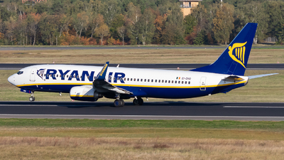 EI-DHO - Boeing 737-8AS - Ryanair