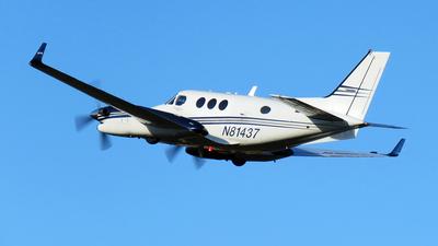 A picture of N81437 - Beech C90GTx King Air - [LJ2037] - © santiago99