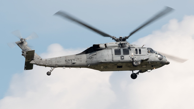 168541 - Sikorsky MH-60S Seahawk - United States - US Navy (USN)