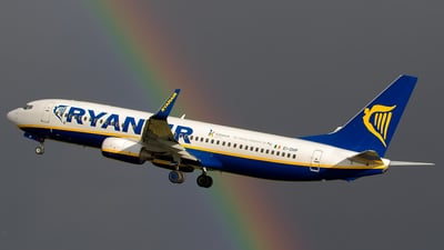 EI-DHP - Boeing 737-8AS - Ryanair