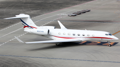 N521HN - Gulfstream G650 - Private