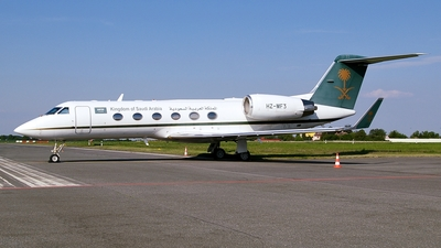 HZ-MF3 - Gulfstream G300 - Saudi Arabia - Ministry of Finance