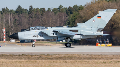 46-40 - Panavia Tornado ECR - Germany - Air Force