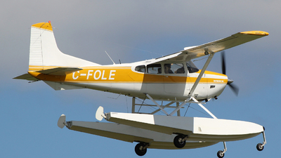 C-FOLE - Cessna 185A Skywagon - Private