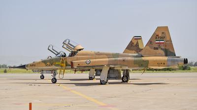 3-7307 - Northrop F-5E Tiger II - Iran - Air Force