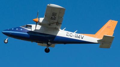 A picture of ECIMV - Vulcanair P68 -  - © Mateo León