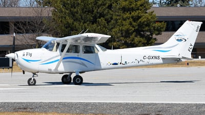 A picture of CGXNS - Cessna 172N Skyhawk - [17268162] - © Aaron Miles