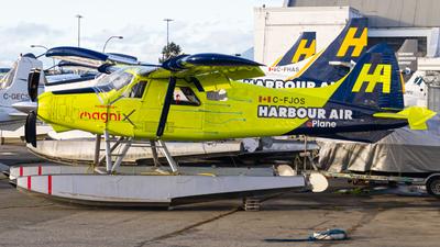A picture of CFJOS - De Havilland Canada DHC2 Beaver - [1030] - © North 49 Spotting