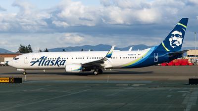 N296AK - Boeing 737-990ER - Alaska Airlines