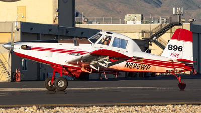 N896WP - Air Tractor AT-802 - Western Pilot Service