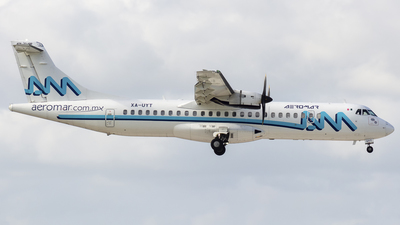 A picture of XAUYT - ATR 72600 - Aeromar - © René Domínguez Barrios