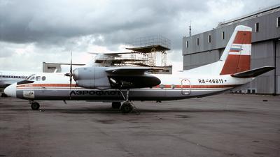 RA-46811 - Antonov An-24B - Arkhangelsk Airlines (AVL)