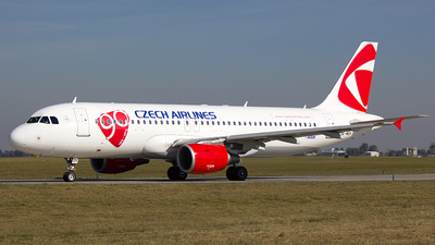 OK-MEH - Airbus A320-214 - CSA Czech Airlines