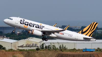 B-50017 - Airbus A320-232 - Tigerair Taiwan