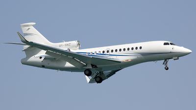 OY-SNZ - Dassault Falcon 7X - ExecuJet Scandinavia