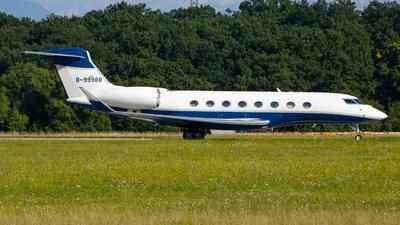 B-99988 - Gulfstream G650 - Private