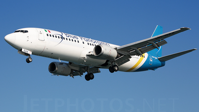 UR-GAX - Boeing 737-4Y0 - Blue Panorama Airlines