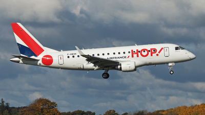 F-HBXK - Embraer 170-100LR - HOP! for Air France