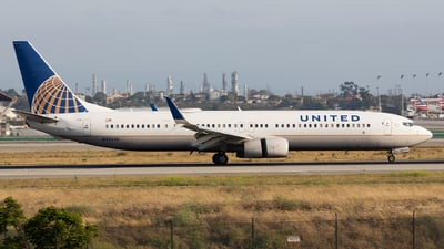 A picture of N39450 - Boeing 737924(ER) - United Airlines - © Thomas Ernst
