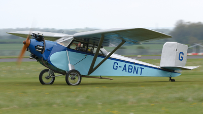 G-ABNT - Civilian Coupe II - Private