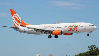 A picture of PRGXP - Boeing 7378EH - GOL Linhas Aereas - © fachetti_spotter