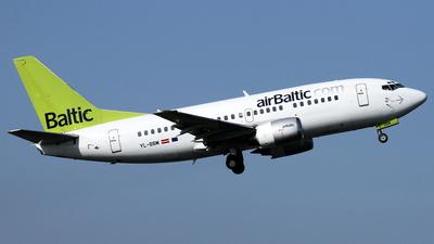 YL-BBM - Boeing 737-522 - Air Baltic