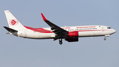 7T-VKC - Boeing 737-8D6 - Air Algérie
