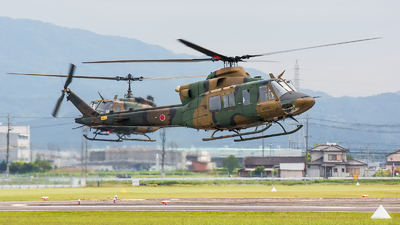 45001 - Subaru-Bell 412EPX - Japan - Ground Self Defence Force (JGSDF)