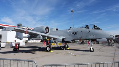 82-0658 - Fairchild A-10C Thunderbolt II - United States - US Air Force (USAF)