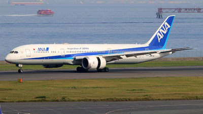 JA876A - Boeing 787-9 Dreamliner - All Nippon Airways (ANA)