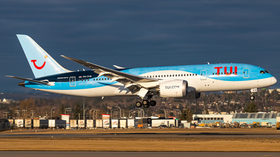 A picture of PHTFM - Boeing 7878 Dreamliner - TUI fly - © CYYCspotter