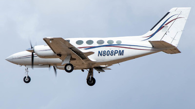 N808PM - Cessna 421C Golden Eagle - Private