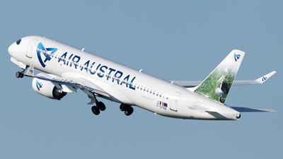 F-OTER - Airbus A220-371 - Air Austral