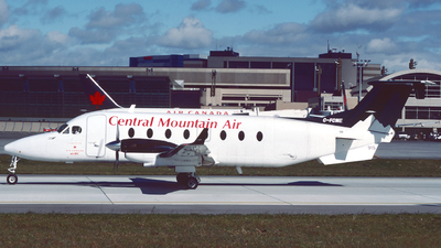 C-FCME - Beech 1900D - Central Mountain Air