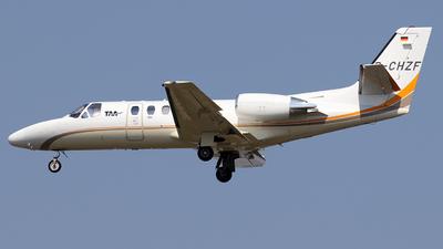 D-CHZF - Cessna 550B Citation Bravo - Tyrol Air Ambulance