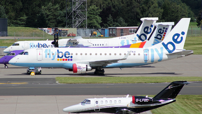 G-FBJI - Embraer 170-200STD - Flybe