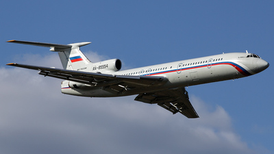 RA-85554 - Tupolev Tu-154B-2 - Russia - Air Force