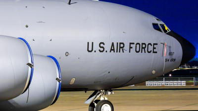 63-8017 - Boeing KC-135R Stratotanker - United States - US Air Force (USAF)