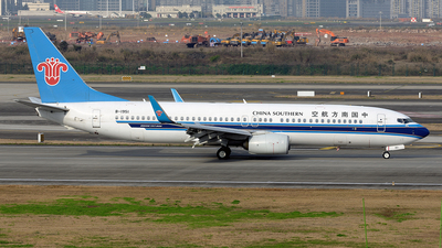 B-1951 - Boeing 737-81B - China Southern Airlines